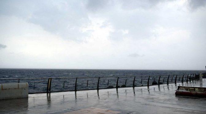 Дожди от умеренных до обильных в округе Джидда и в относящихся к ней административных центрах
