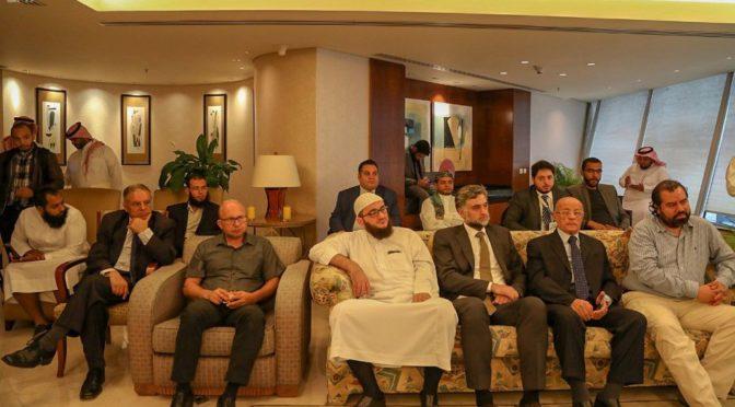 Заместитель министра по делам Ислама встретился с главами исламских общин и центров Латинской Америки и государств Карибского моря