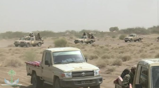 Армия Йемена берёт под контроль новые районы г.Ходейда, хусииты укрываются в домах горожан