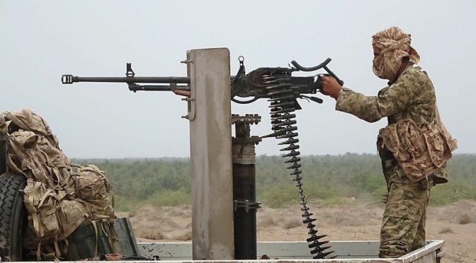 аш-Шулайми: мятежники блокированы, аль-Хуси находится в тяжёлом положении в Маране