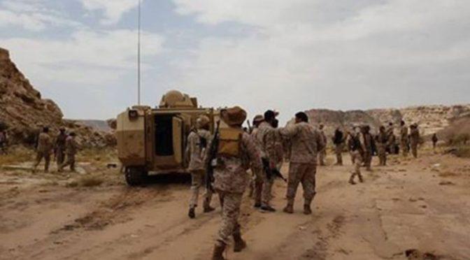 Армия Йемена освободила от хусиитов новые территории на западе провинции Таиз
