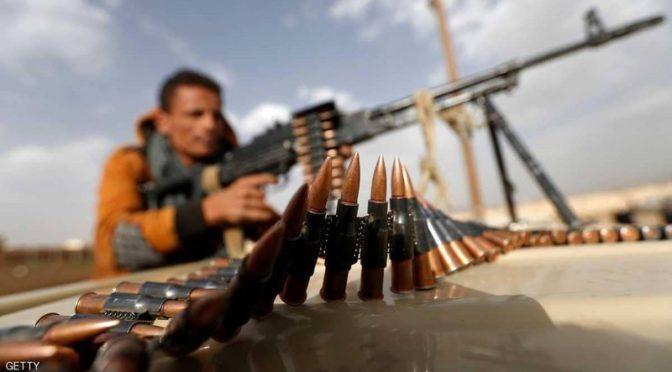 Армия Йемена объявила о завершении освобождениямуниципалитета Захир в провинции Саада от мятежников хусиитов