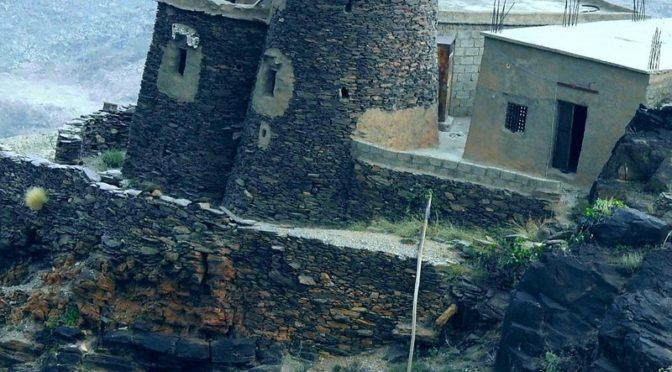 Только в Саудии и в этом живописном месте: крупнейшее сосредоточение каменных фортов в мире
