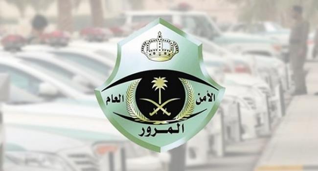 Дорожная полиция Наджрана: Задержан водитель грузовика, выехавший на тротуар в г.Эр-Рияде