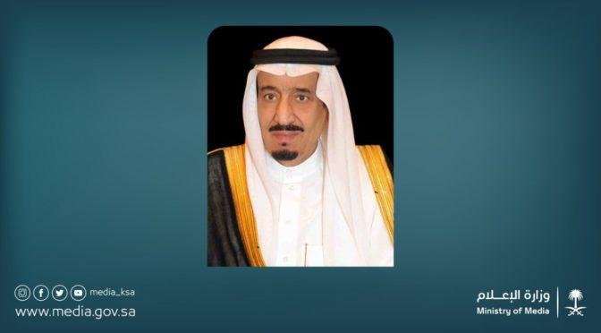 Король принял благодарность Межпарламетского союза за гуманитарные усилия Королевства