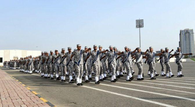 Центр обучения сотрудников тюрем округа Джидда провёл выпуск ряда курсов