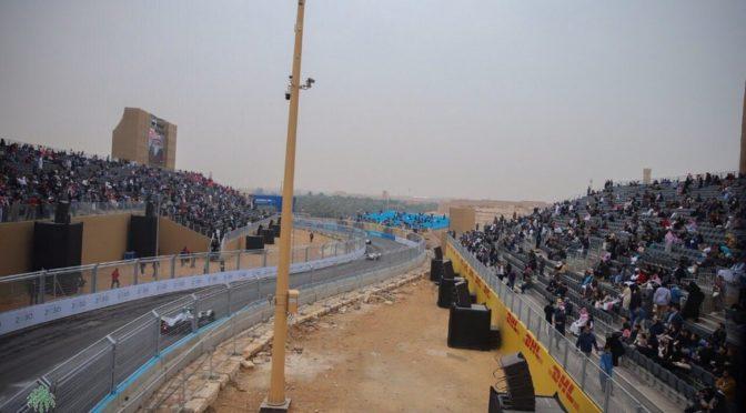 Гонки FIA Formula E Championship в Дириаъ