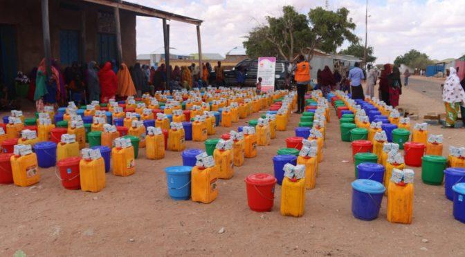 Центр гуманитарной помощи им.Короля Салмана улучшил доступ к питьевой воде в наиболее нуждающихся районах Сомали