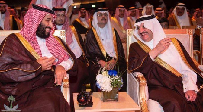 Наследный принц заложил символический камень в основание Энергетического города им.Короля Салмана (SPARK)