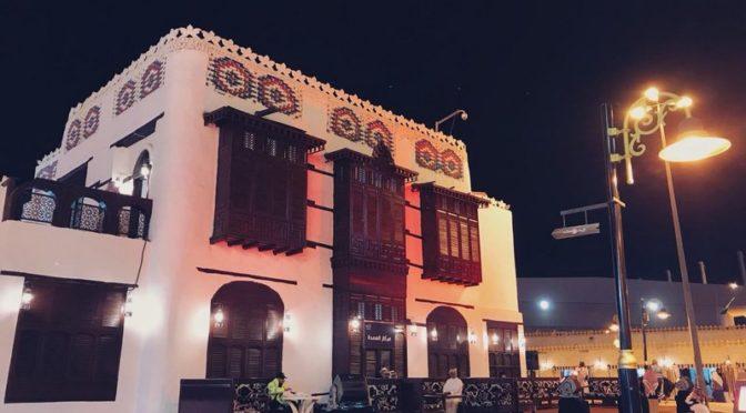 Павильон провинции Благородной Мекки принимает посетителей на фестивале «Джанадирия 33»