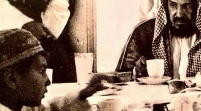 Редкие фотографии: принц Талал и его путешествия с гуманитарными и благотоворительными целями