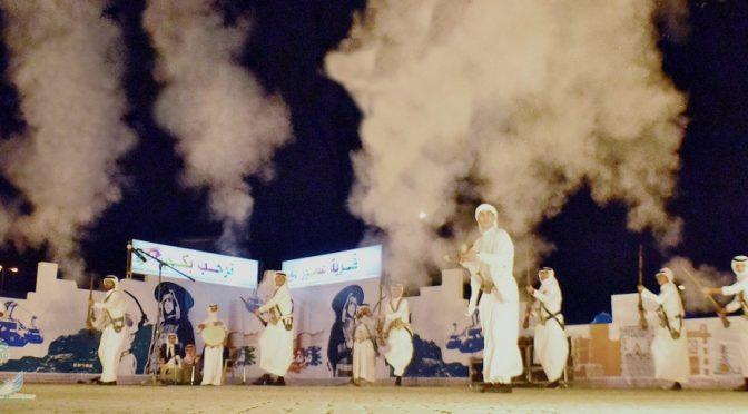 Джанадирия 33 — демонстрация уникального наследия