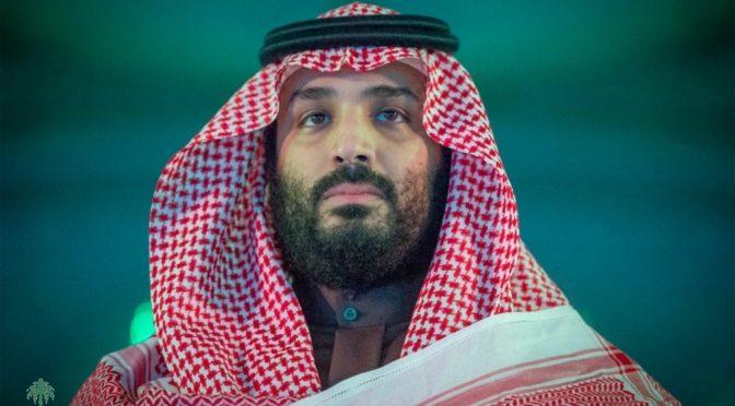 Наследный принц присутствовал при подписании 37 соглашений на Национальном форуме по развитию отечественной промышленности и услуг логистики