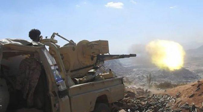 Хусииты вновь нарушили прекращение огня в Ходейде и обстреляли гражданских лиц