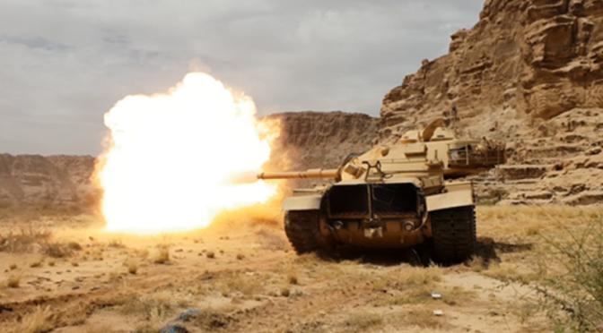 Армия Йемена освободила 6 стратегических позиций от хусиитов в провинции Далиа