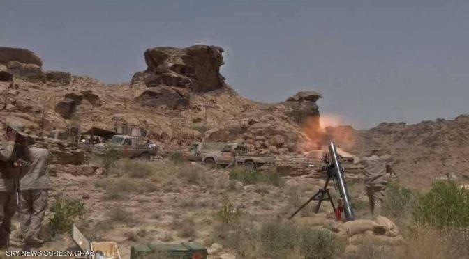 Силы коалиции атакуют позиции хусиитов в провинции Худжа