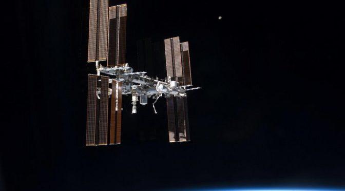 Международная космическая станция завтра пролетит в небе над Королевством