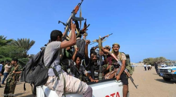 Налёты ВВС коалиции и артиллерийские обстрелы армии Йемена: в аль-Мутун от хусиитов освобождена горная цепь