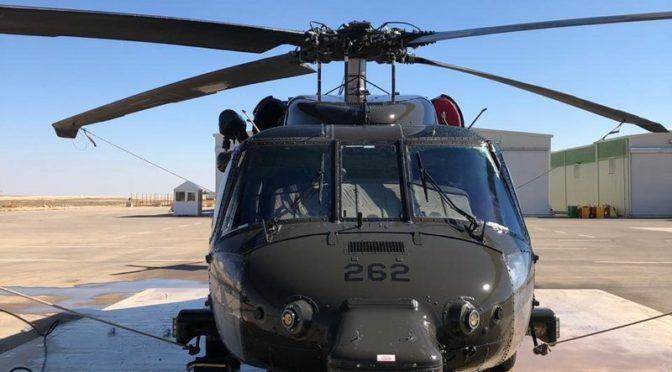 Авиация Национальной гвардии эвакуирует блокированных наводнением подданных в Северной пограничной провинции