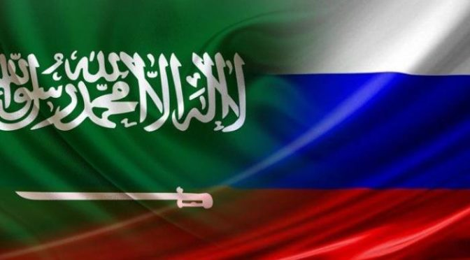 Саудийско-российская устремлённость на увеличение совместных инвестиций