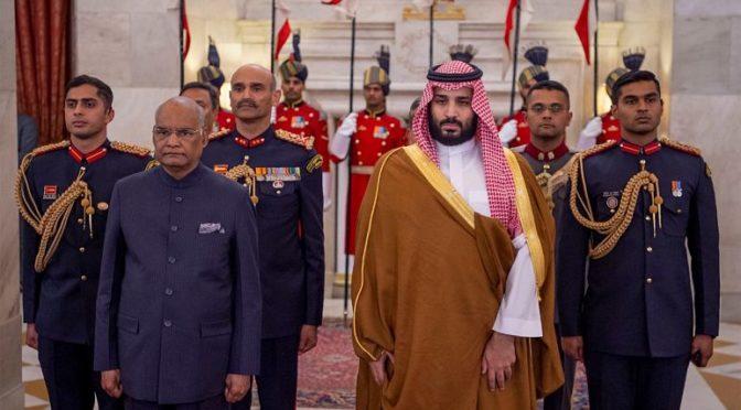 Королевство Саудовская Аравия стремится поставлять нефть Индии и компенсировать любой её дефицит из инхы источников