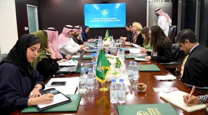 Посол ал-Джабир принял в г.Эр-Рияд делегацию Конгресса США