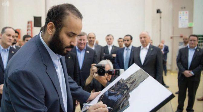 Королевство успешно запустило искусственный спутник SGS-1 с автографом наследного принца
