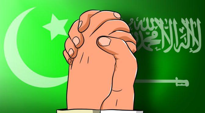 Статья раскрывает роль наследного принца в завершении кризиса между Исламабадом и США