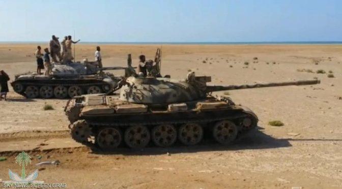 Армия Йемена взяла под контроль стратегически значимые горные цепи в районе Бакиа в провинции Саада