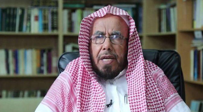 Шейх аль-Мутлак: обвиняющий жену в прелюбодеянии — преступник, и ДНК-тест может достоверно установить  происхождение