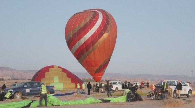 Корреспондент «Сабк» поднялся на 2 тыс.футов, дабы запечатлеть красоту округа аль-Ула и его историю
