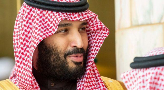 Его Высочество наследный принц принял министро иностранных дел и международного сотрудничества Марокко