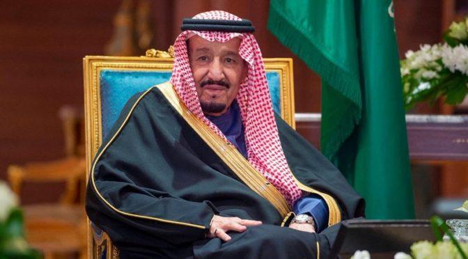 Служитель Двух Святынь совершил телефонный звонок Королю Марокко