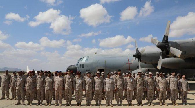 Подготовка к учениям «Фаляк 3»: завершилось прибытие Королевского ВМФ в Судан
