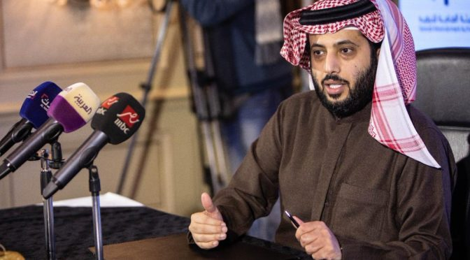Пост Турки ал-Шейха с последующим подписанием меморандумов о взаимопонимании: изменится ли облик развлечений в Саудии?