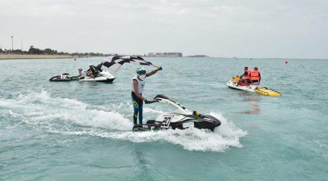В экономическом городе Джубейла открылся чемпионат Королевства по водным мотоциклам