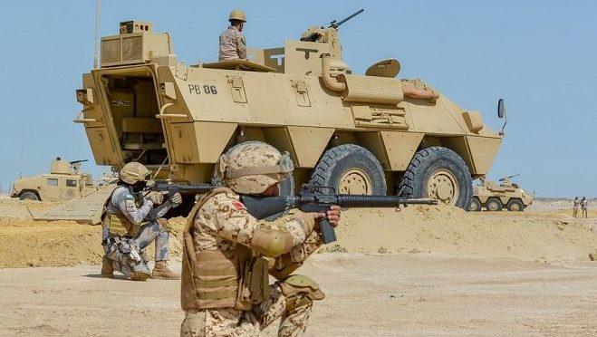 Совместные учения «Щит Залива 10» продолжают боевые стрельбы