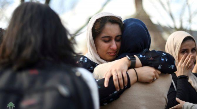 Отец саудийского студента, получившего ранение в террористической атаке в Новой Зеландии для «Эр-Рияд»: «Состояние моего сына хорошее, ему предстоит операция на голени»