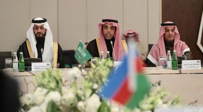 Открылась  работа  6-ого заседания саудийско-азербайджанской комиссии  в Баку
