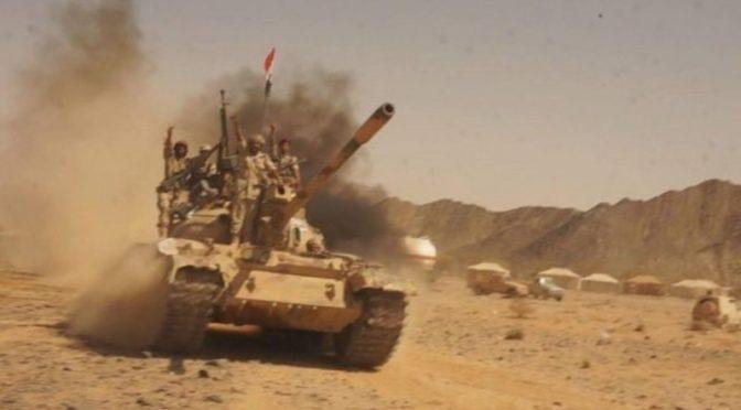 В сражении с армией Йемена уничтожен высокопоставленный главарь хусиитов