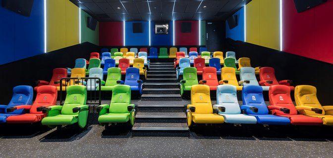 Кинотеатр VOX Cinemas на 553 места открывается в За-Рауф в Эр-Рияде