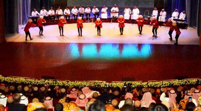 Дни саудийской культуры в Туркменистане завершаются при внимании зрителей