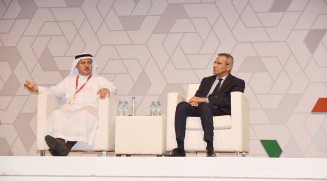 Центр гуманитарной помощи им.Короля Салмана освещает внешние гуманитарные усилия Королевства на  конференции Организации исламского сотрудничества в Абу Даби