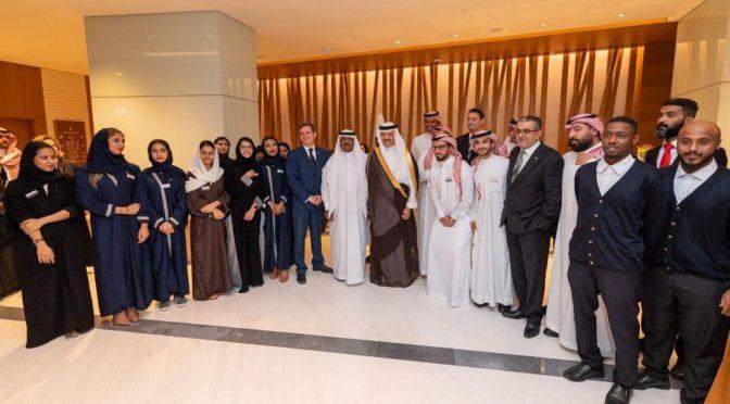 Под патронажем Служителя Двух Святынь: принц Султан бин Салман открыл инвестиционный проект Центр исследований инвалидности