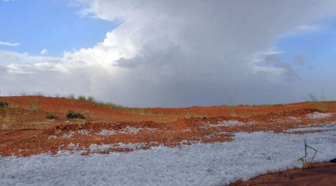 Дожди над провинцией Касым