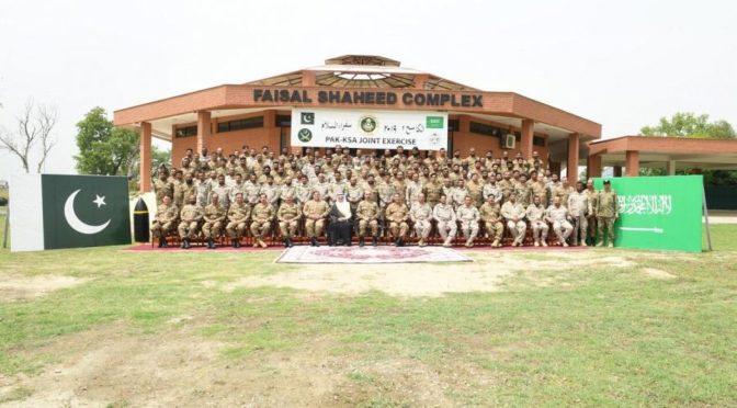 Завершаются мероприятий учений «Касих 2» в Исламской республике Пакистан