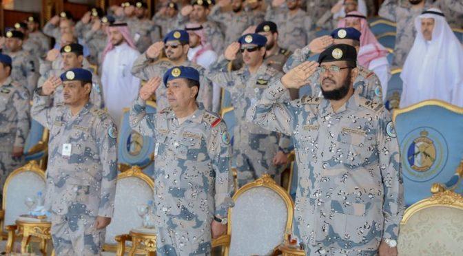 Пограничные войска провели первый выпуск сил безопасности и охраны спецназначения