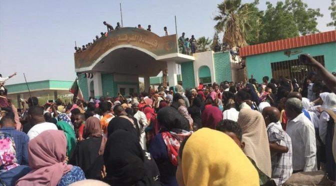 Судан отвергает и избавляется от наущений шайтанов – Катара, Турции и ихванов