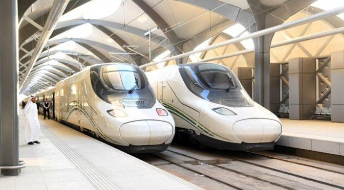 Поезд Двух Святынь удвоил движение паломников между Благородной Меккой и Лучезарной Мединой