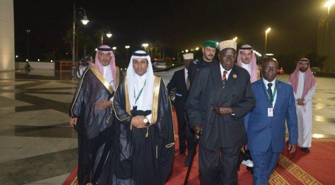 Вице-премьер-министр республики Уганда прибыл в Джидду